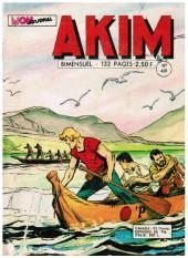 Akim (1re série) -436- Le cavalier noir