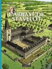 Jhen (Les voyages de) -15- L'Abbaye de Stavelot
