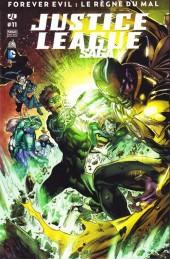 Justice League Saga -11- Forever Evil : le règne du Mal
