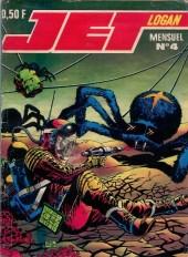Jet Logan (puis Jet) -4- Péril dans l'espace