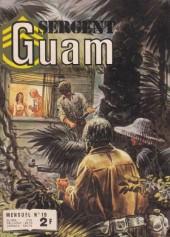 Sergent Guam -19- Le traître de bougainville