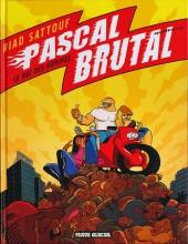 Pascal Brutal -4- Le Roi des hommes