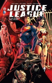 Justice League (Urban Comics) -5- La Guerre des Ligues