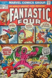 Fantastic Four (1961) -140- Annihilus revealed!