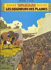 Yakari -13- Les seigneurs des plaines