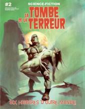 La tombe de la terreur -2- Science-fiction : Six histoires d'outre monde !