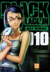 Black Lagoon -10- Volume 10