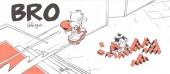 Mini-récits et stripbooks Spirou -MR3990- Bro