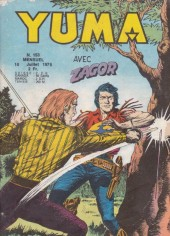 Yuma (1re série) -153- Zagor - Les frères du grand fleuve
