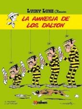 Lucky Luke Classics -4- La amnesia de los Dalton