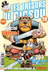 Picsou Magazine Hors-Série -28- Les Trésors de Picsou - Spécial Vikings !