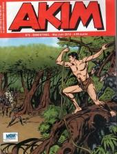 Akim (3e série) -9- La révolte des simiotis