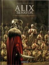 Alix Senator -3- La Conjuration des rapaces