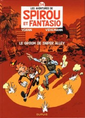 Spirou et Fantasio -54- Le Groom de Sniper Alley