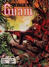 Sergent Guam -93- Les cendres du Scorpion