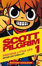 Scott Pilgrim (Édition couleur) -1- Precious little life