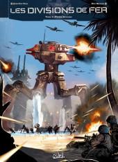 Les divisions de fer -2- Pacific Invasion