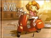 Alix et Arsénou -1- Alix et Arsénou à Rome