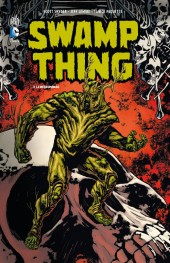 Swamp Thing (Urban Comics) -3- Le Nécromonde