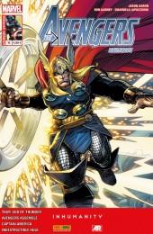 Avengers Universe (The) (Marvel France) -16- Une bombe pour l'humanité