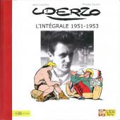 (AUT) Uderzo, Albert - L'intégrale 1951-1953