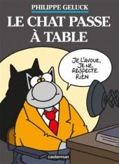 Le chat -19- Le chat passe à table (coffret)