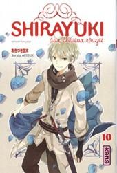 Shirayuki aux cheveux rouges -10- Tome 10