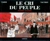 Couverture de Le cri du peuple -2- L'espoir assassiné