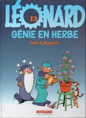Léonard -13Ind- Génie en herbe