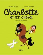 Charlotte et son cheval -1- La saison des pommes