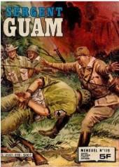 Sergent Guam -119- Les fous de Bama