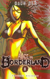 Alice in borderland -8- Tome 8