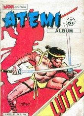 Atémi -REC51- Album n°51 (du n°200 au n°203)