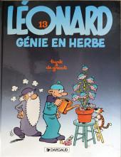 Léonard -13a95- Génie en herbe