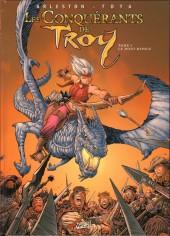 Les conquérants de Troy -4- Le Mont Rapace
