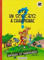 Spirou et Fantasio -2g93- Il y a un sorcier à Champignac