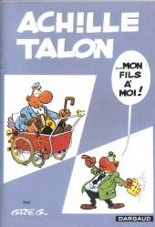 Achille Talon -4Pizza hut - Achille Talon... mon fils à moi !