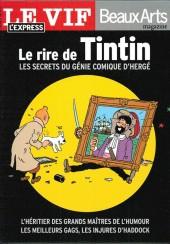 Tintin - Divers - Le rire de Tintin, les secrets du génie comique d'Hergé