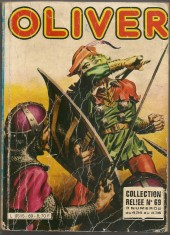 Oliver -REC69- Collection reliée n°69 (du n°434 au n°436)