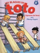 Les blagues de Toto -11- L'épreuve de farce