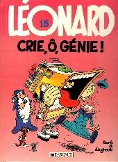 Léonard -15- Crie, ô, génie !