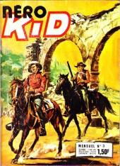 Néro Kid -3- amnésie