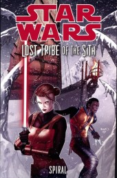 Star Wars: Lost tribe of the Sith (2012) -INT- Spiral