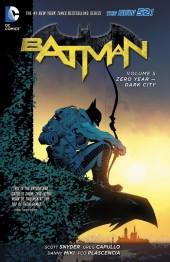 Batman (2011) -INT05- Zero Year - Dark City