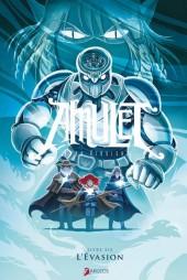 Amulet -6- L'Évasion