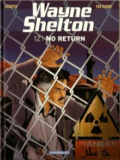 Wayne Shelton -12- No Return