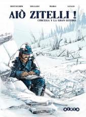 Aiò Zitelli ! Córcega y la Gran Guerra