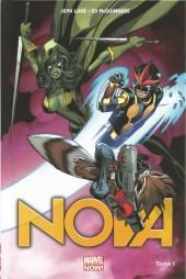 Nova (Marvel Now!) -1- Origines