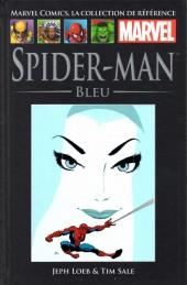Marvel Comics - La collection (Hachette) -1928- Spider-Man - Bleu