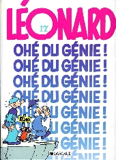 Léonard -17- Ohé du génie!